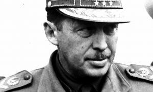 Gen Alfredo Stroessner